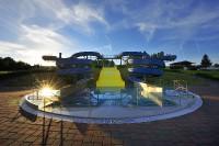 Letní aquapark