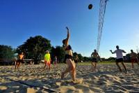 Plážové sporty